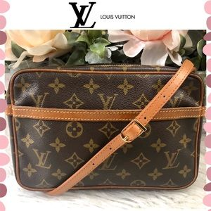 Authentic Louis Vuitton Monogram Compiegne bag